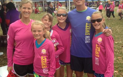 Family of Triplets Excited to Honor Angel Sister at the  Inaugural The Great Candy Run Minneapolis